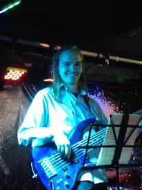 Pro Bass Player available