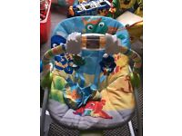 Bright Start under the sea Rocker Chair