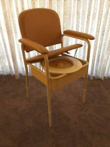 Commode Chair Elermore Vale Newcastle Area Preview