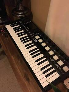 Akai Advanced 49 Keyboard Oakdale Wollondilly Area Preview