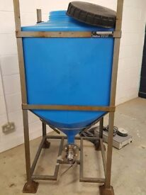 Microbrewery Conical Fermentation Vessels 2 x 400l