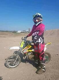 2 X Youth Motocross Kits