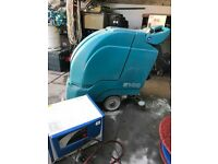 Tennant Floor Scrubber-Dryers