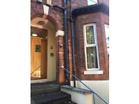 Double bed in Student House, Fallowfield