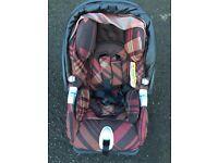 Mamas& Papas Car seat