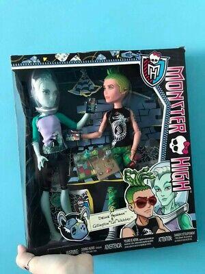 2013 monster high dolls Deuce Gorgon and Gil Webber mattel toys two pack