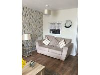 2 x 2 seater sofas all scotch guard for stains etc