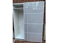Ikea pax sliding doors for Sale | Bedroom Wardrobes