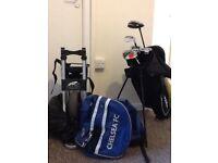 Dunlop junior golf set