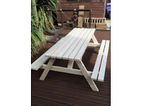 Garden/Picnic Table, 5ft, new, FREE delivery Norwich