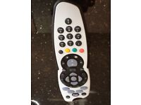 Sky hd remote