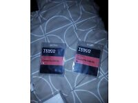 Printer Cartridges for Sale Tesco Brand. Bought for our printer but never used.
