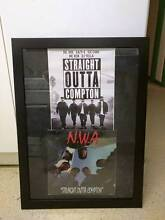 'Straight Outta Compton' SCREEN USED VINYL in Framed Display! Ringwood East Maroondah Area Preview