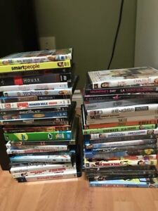 Movies and a few seasons
