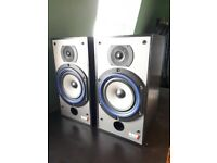 2 x Bowers & Wilkins DM110 Speakers & Cambridge Audio Amp