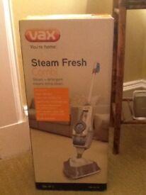 VAX Steam Fresh Combi