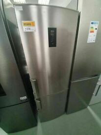 AEG 60/40 Fridge Freezer - Stainless Steel Ex Display (12 months warranty )