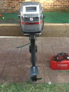 Mariner 6hp outboard Horsley Wollongong Area Preview