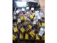 box full of cd connections for all sorts cars new