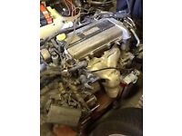 Vectra 2.2 engine and box