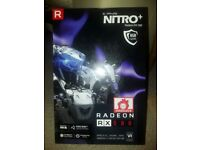 Mining Rig Sapphire Nitro+ Radeon RX 580 8GB