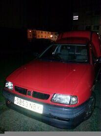 Seat Inca 1.9 Van