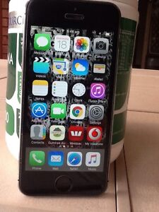 APPLE IPHONE 5S 16GB EXCELLENT CONDITION Karrinyup Stirling Area Preview