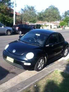 ATTRACTIVE REGO!!!! Car Vehicle Volkswagen Beetle Hatchback *** Ryde Ryde Area Preview