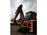 JCB 3CX operator available