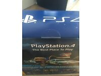 Brand New Sealed Playstation 4 PS4 Console for sale 500GB Jet Black