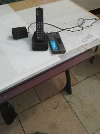 Antique motor rola phone