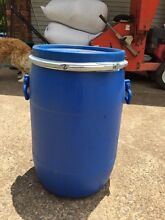 Bird ,chicken,dog,cat,sheep,goat feed storage drums Kemps Creek Penrith Area Preview