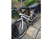 Ladies ProBike Enterprise w/ Basket, Lights, Mud Guards, Bell, & 2 Locks