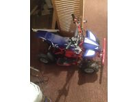 49cc mini qaud bike