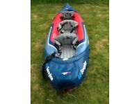 Sevylor Tahiti Plus 2+1 Inflatable Kayak ,The Sevylor Tahiti Plus is a great family boat.