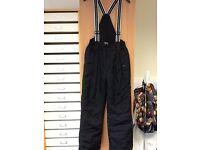 H&M Snowsuit trousers Boys