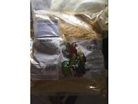 Tropican Parrot Hand feed, 5KG bag, used to feed baby parrots and fledglings