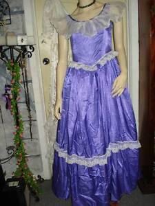 re enactment period dress, Vintage, costume. wedding dress Morphett Vale Morphett Vale Area Preview