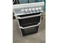 Indesit Electric Cooker *Ex-Display* (50cm) (12 Month Warranty)