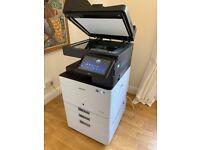 Commercial colour printer photocopier scanner, VGC Laser Office printer Samsung 4220 A3 A4 MFD