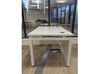 FREE DELIVERY - White Office Desk 1200mm by 800mm
