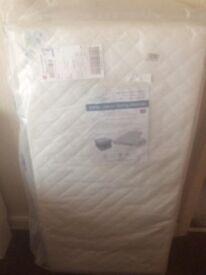 brand new cot mattresss's