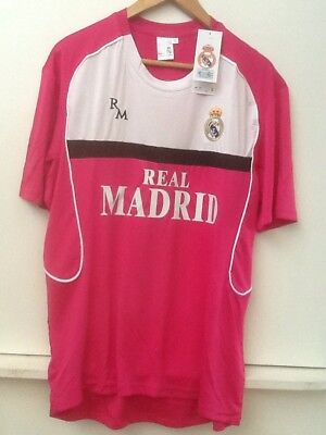 54e60efa2 Real Madrid Pink Jersey for sale