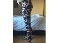 Marc Jacobs Flamingo Trouser