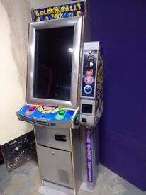 Project Arcade Cabinet - Absolutely Ideal 4 MAME or MP3 Jukebox - Huge Monitor - Free Local Delivery