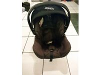 Graco car seat pre owned