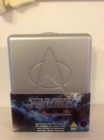Star Trek The Next Generation Season 4 D V Ds