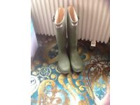 Mens size 8 hunter wellingtons