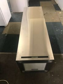 brand new cooke and lewis 42cm box island cooker hood