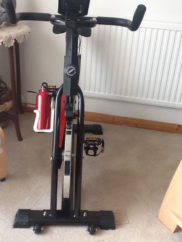 Exercise Bike Hardly used